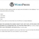 WordPress Installation Necessary Elements-Step 2