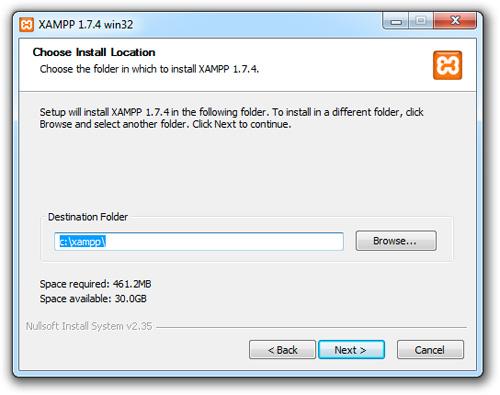 Xampp Installation How to Install WordPress on your Windows PC using Xampp