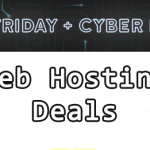 Black Friday Web Hosting Deals and Discounts