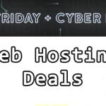 Black Friday Web Hosting Deals and Discounts