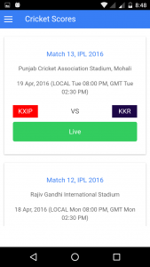 Live Cricket Streaming and Live Cricket Scores Best Android Apps